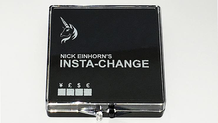 Insta-Change (Japanese Yen) - Nicholas Einhorn