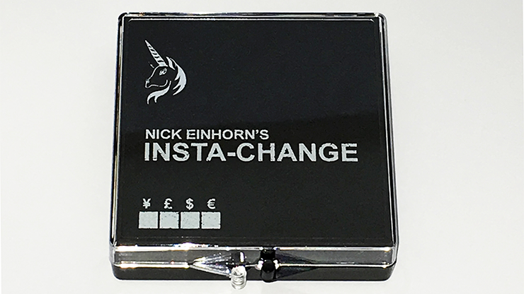 Insta-Change (Euro) by Nicholas Einhorn