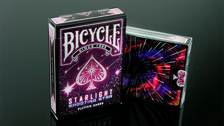 Bicycle Starlight Shooting Star Playing Card