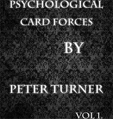 Psychological Playing Card Forces (Vol 1) eBook DOWNLOAD