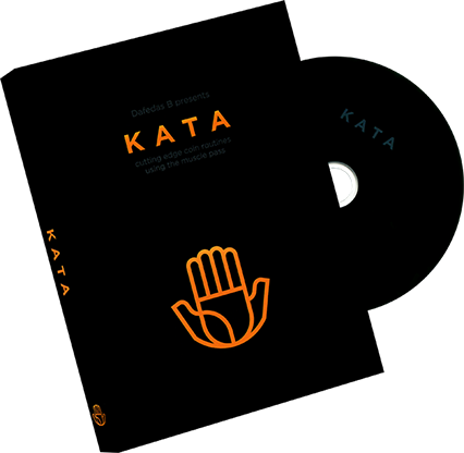 KATA by Dafedas B and World Magic Shop - DVD