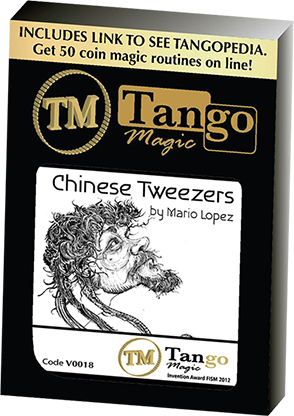 Chinese Tweezers - Mario Lopez & Tango Magic (V0018) - DVD