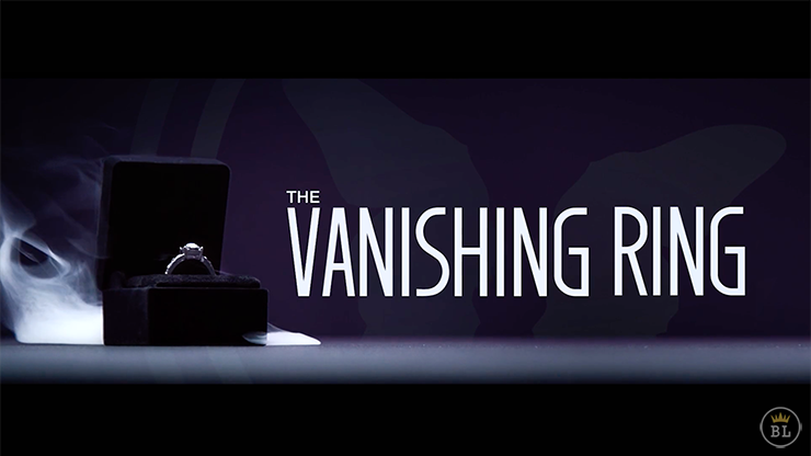 Vanishing Ring Black (Accesorios e Instrucciones Online) - SansMinds