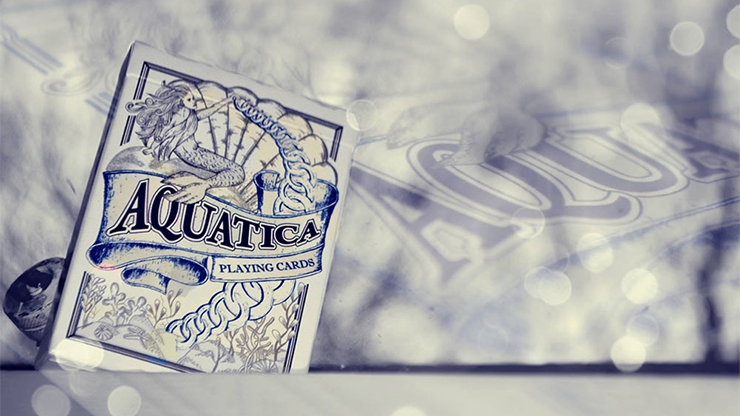 Aquatica Playing Cards