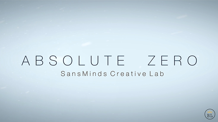Absolute Zero (Gimmick & Instrucciones Online) - SansMinds