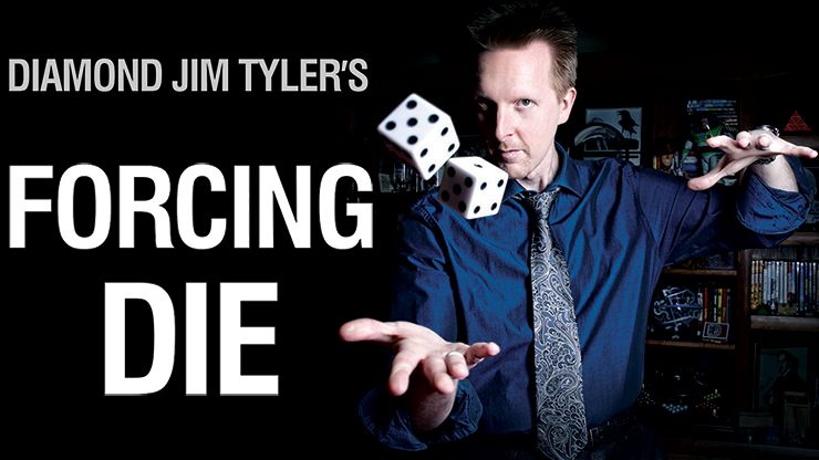 Single Forcing Die (4) by Diamond Jim Tyler - Trick
