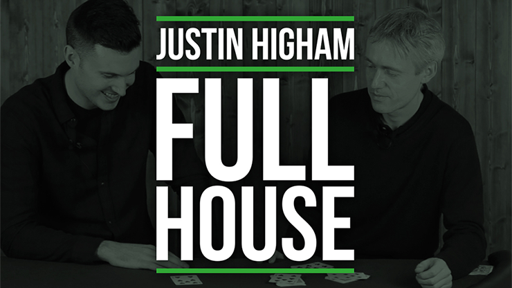 Justin Higham Full House - The Modus - DVD