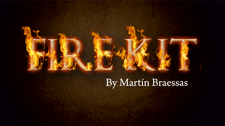 Fire Kit - Martin Braessas