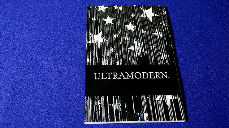 Ultramodern - Retro Rocket- Libro de Magia