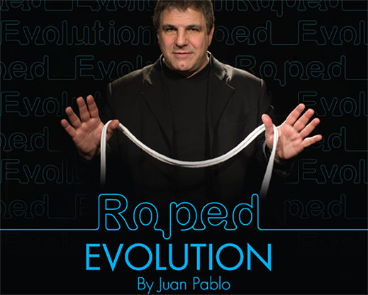 Roped Evolution (DVD & Accesorios) - Juan Pablo