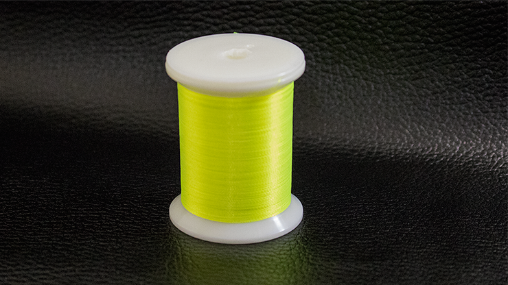 Super Glow UV Thread (Yellow) by Premium Magic