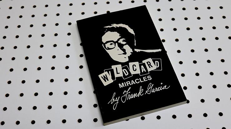 Wild Card Miracles - Frank Garcia- Libro de Magia
