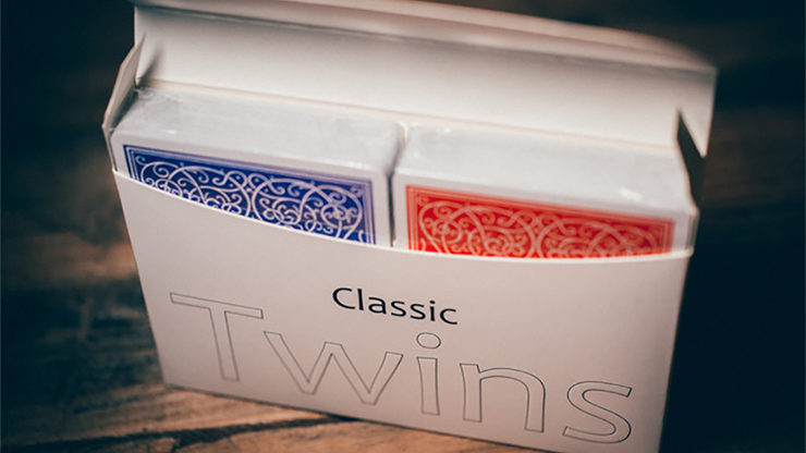 Classic Twins Playing Cards - Expert Playing Cards
