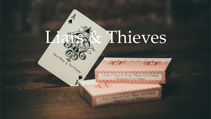 Liars & Thieves Playing Cards - Expert Playing Cards