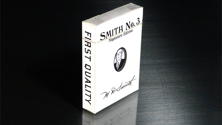 Smith No. 3 Playing Cards by Expert Playing Cards