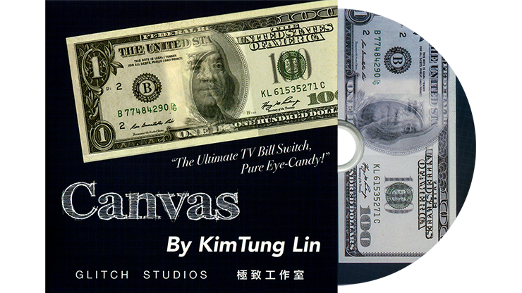 Canvas (Pound) by KimTung Lin