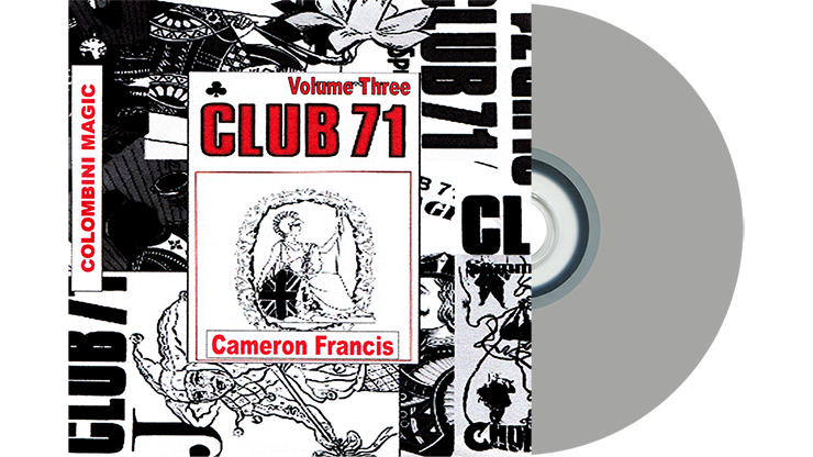 Club 71 Volume Three - Wild-Colombini Magic - DVD