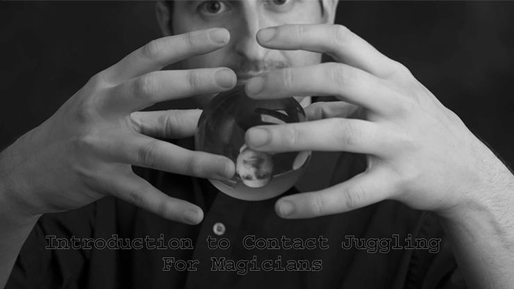 Introduction to Contact Juggling for Magicians Streaming Video