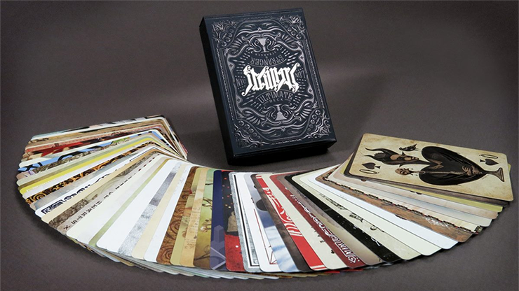 Carti de joc Ultimate Deck (Stranger and Stranger Edition)