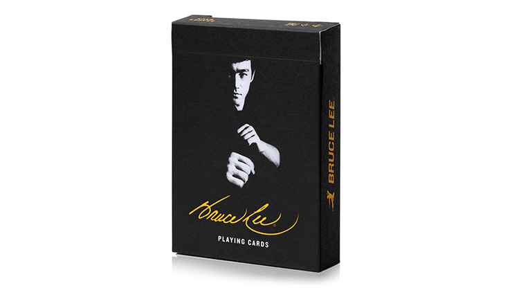 Bruce Lee Playing Cards - Dan & Dave