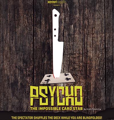 Psycho - by Inaki Zabaletta & Vernet - DVD