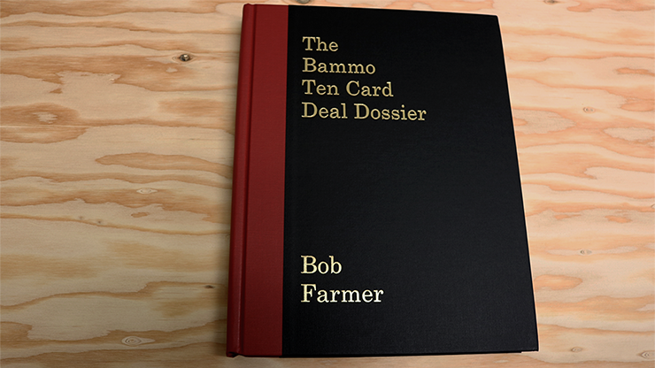 The Bammo Ten Card Deal Dossier by Bob Farmer - Book