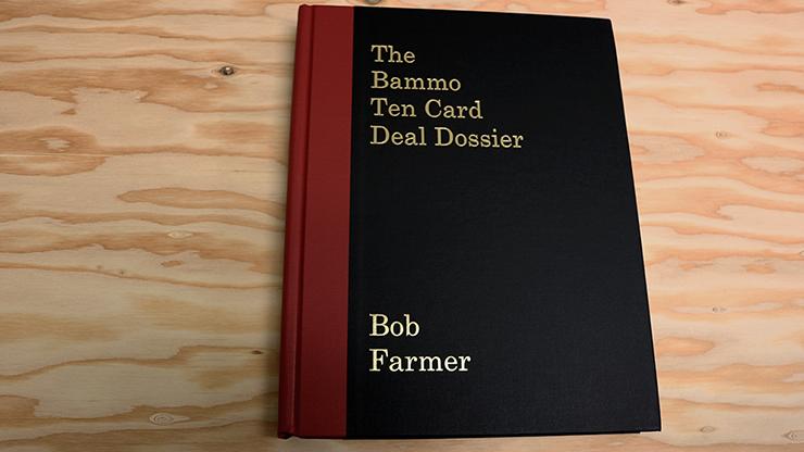 The Bammo Ten Card Deal Dossier - Bob Farmer- Libro de Magia