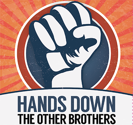 Hands Down - The Other Brothers - DVD