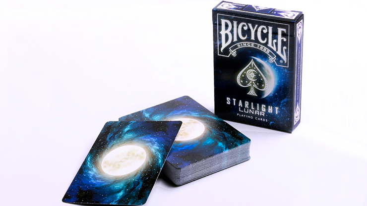 Cartas Bicycle Starlight Lunar Playing Cards - Collectable Playing Cards