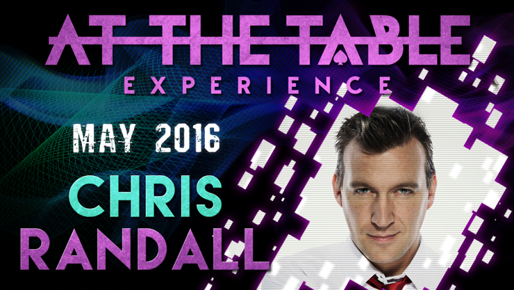 At The Table Live Lecture - Chris Randall May 18th 2016 video DOWNLOAD