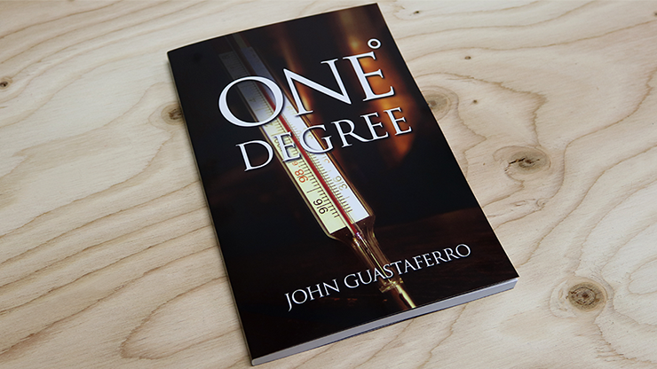 One Degree (Soft Cover) - John Guastaferro & Vanishing Inc. - Libro de Magia