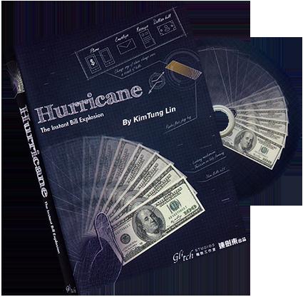 Hurricane (Euro) by KimTung Lin