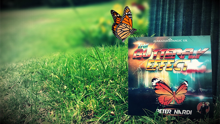 The Butterfly Effect (DVD & Gimmicks) - Peter Nardi