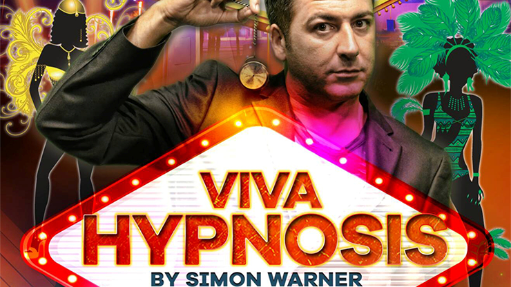 Simon Warners Comedy Hypnosis Course - Jonathan Royle & Simon Wa
