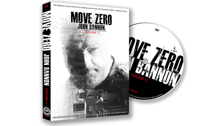 Move Zero (Vol 1) - John Bannon & Big Blind Media - DVD
