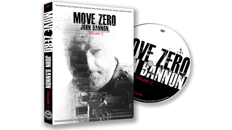 Move Zero (Vol 1) by John Bannon and Big Blind Media - DVD