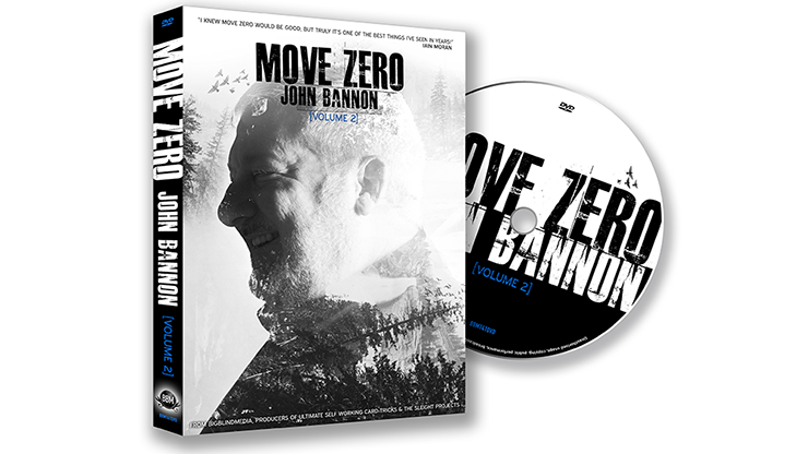 Move Zero (Vol 2) - John Bannon & Big Blind Media - DVD