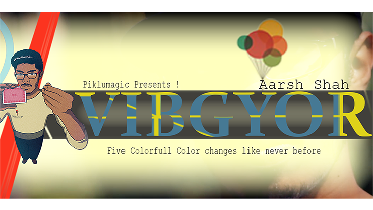 Vibgyor by Aarsh Shah & Piklumagic - Video DOWNLOAD