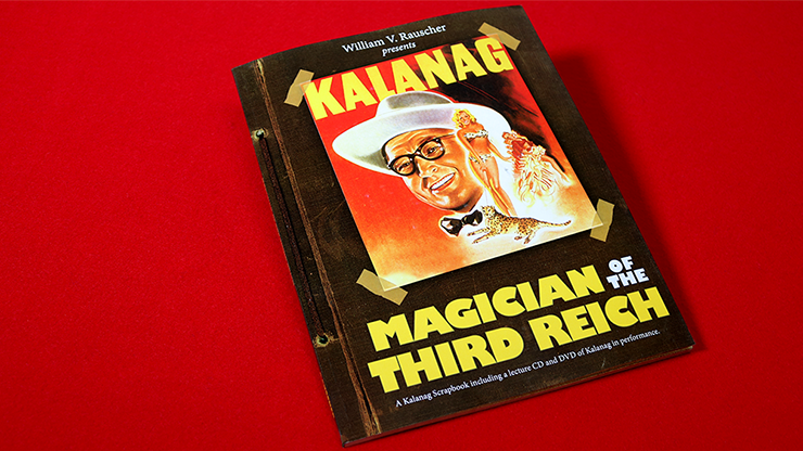 Kalanag Magician of the Third Reich by William V. Rauscher - Book
