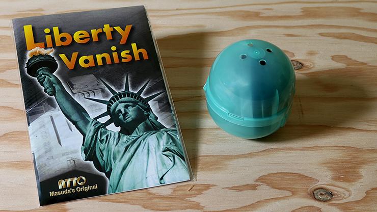 Liberty Vanish by Masuda - Trick