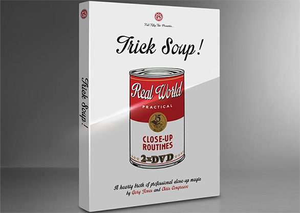 Trick Soup (2 DVD Set) - Gary Jones & Chris Congreave - DVD