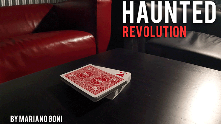 Haunted Revolution by Mariano Goni