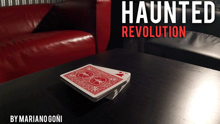 Haunted Revolution by Mariano Goni, Haunted Deck der neuen Generation!