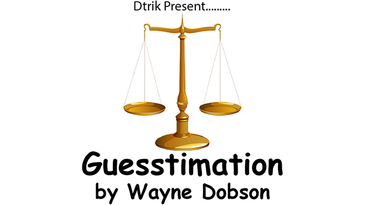 Guesstimation by Wayne Dobson Streaming Video