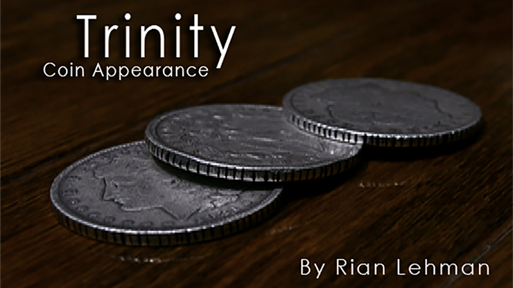 Trinity Coin Appearance by Rian Lehman Streaming Video