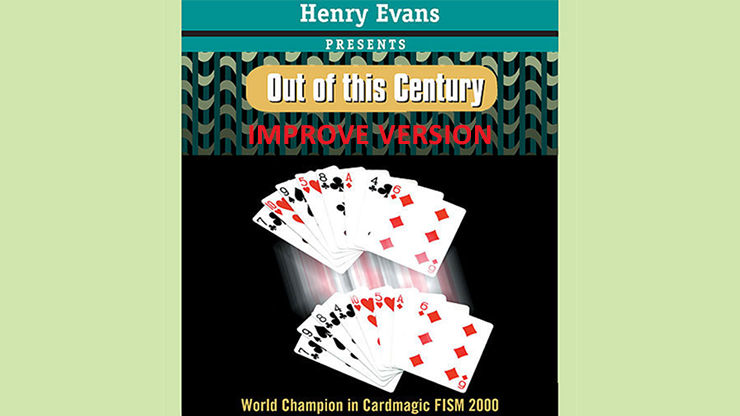 Out of this Century Red (Improve Version) by Henry Evans
