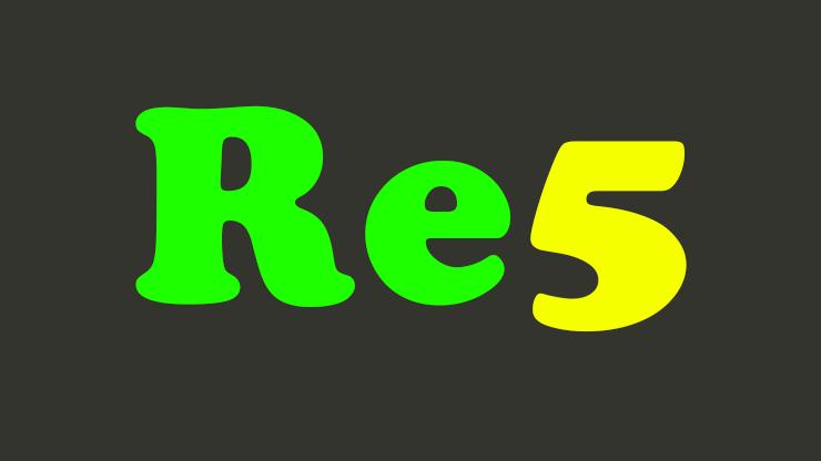 Re5 by Kelvin Trinh Streaming Video