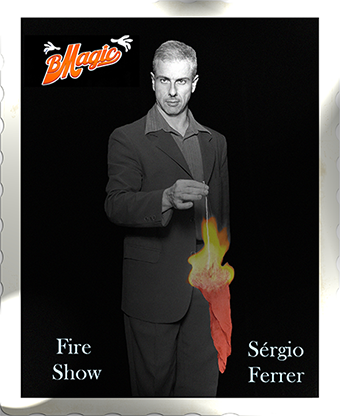 Fire Show by Sérgio Ferrer Streaming Video