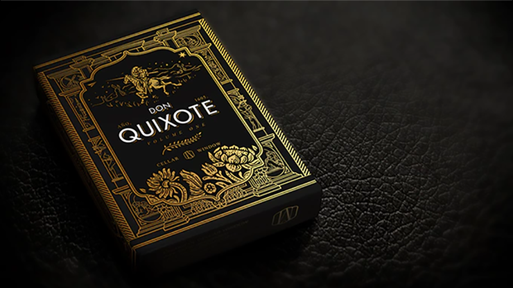 Don Quixote Vol. 1 (Hidalgo Edition) Playing Cards