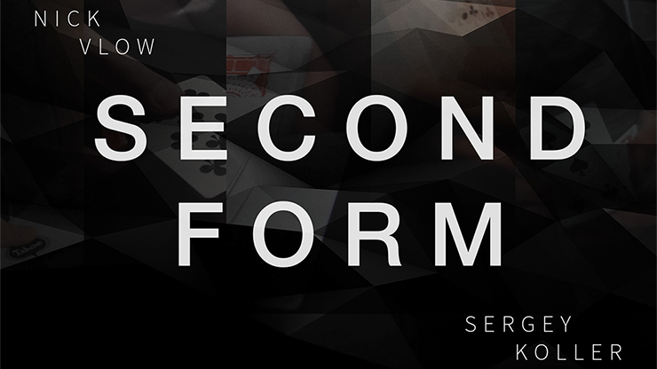 Second Form By Nick Vlow and Sergey Koller Produced